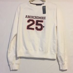 Men's/Boys Abercrombie & Fitch Sweater-Small
